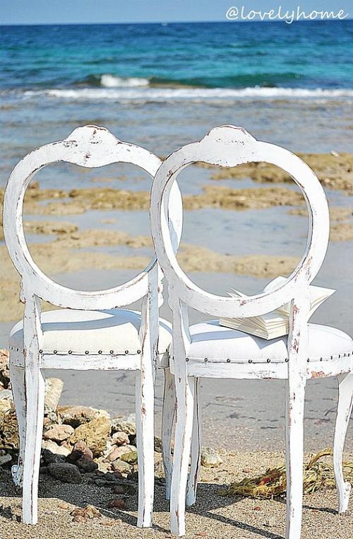 Shabby Chic dream chairs