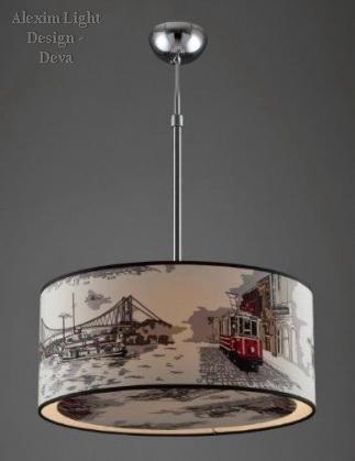 Old City Alexim Light 4074-45 Lampshades