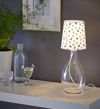 IKEA EMMIE BLOM lampshades
