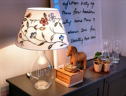 IKEA ALVINE PÄRLA Lampshade