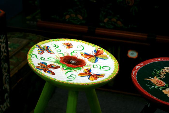 Decofurniture Green Chair