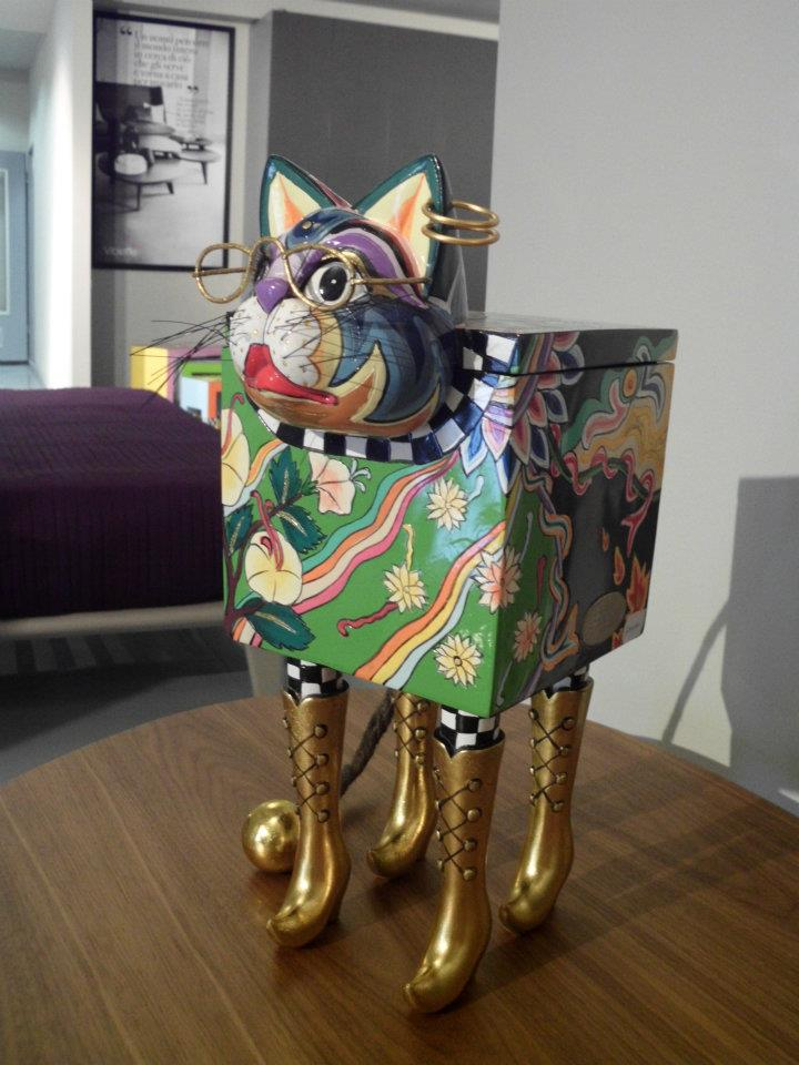 Decoratiuni Idezio Cat Box