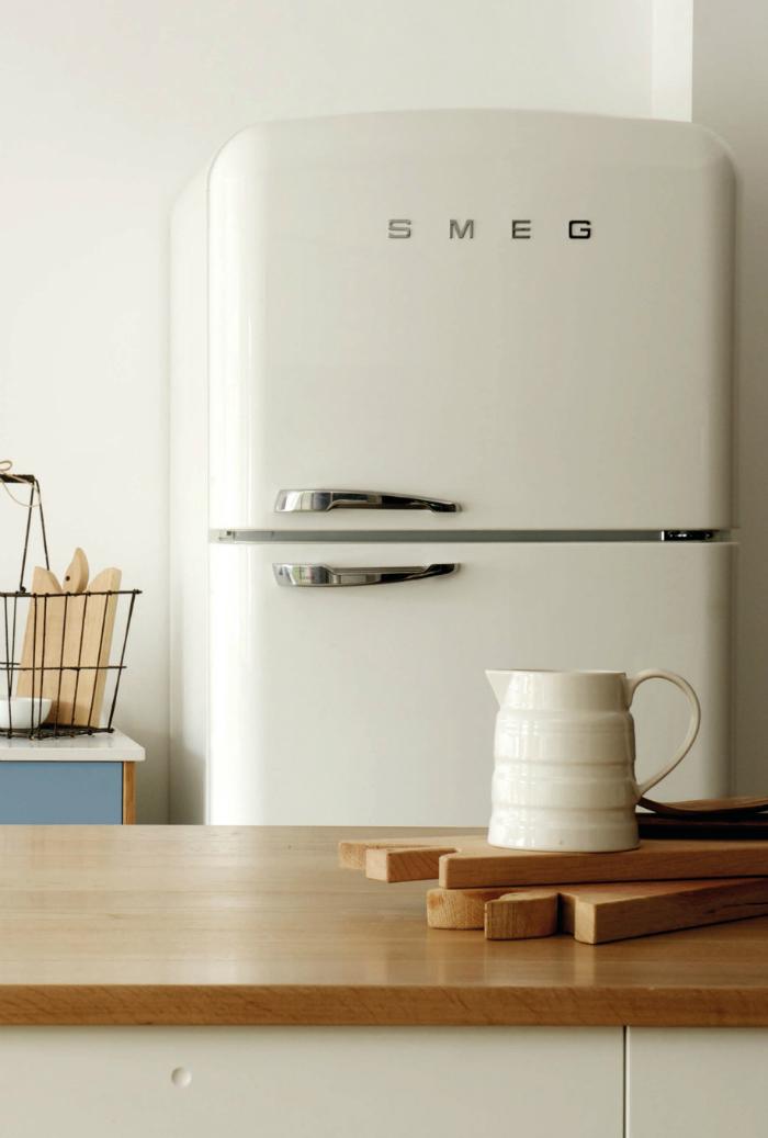 Smeg Retro Refrigerator White