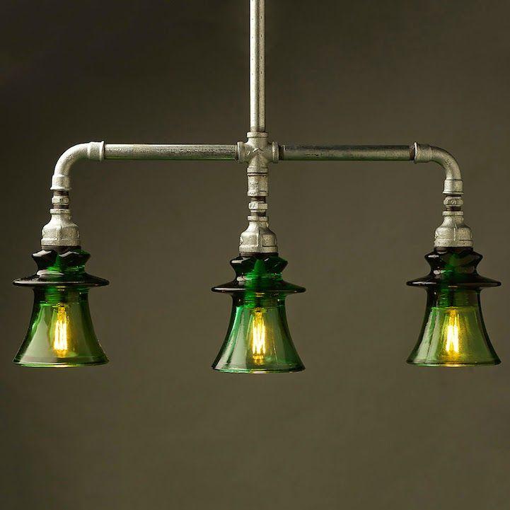 Lampa Steampunk 2