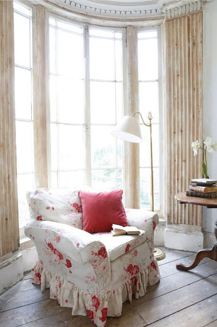Shabby Chic Rec accents armchair