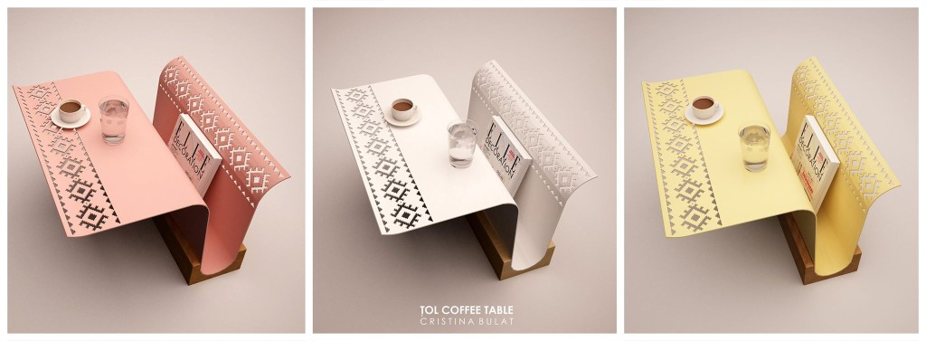 tol coffee table