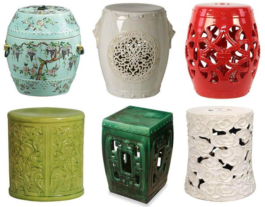 ceramic stools 2