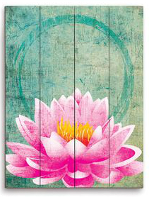 lotus flower wall decoration