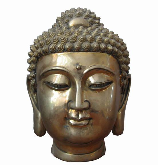 Statueta Buddha Cap