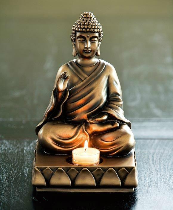 Statueta Buddha Abhaya Mudra