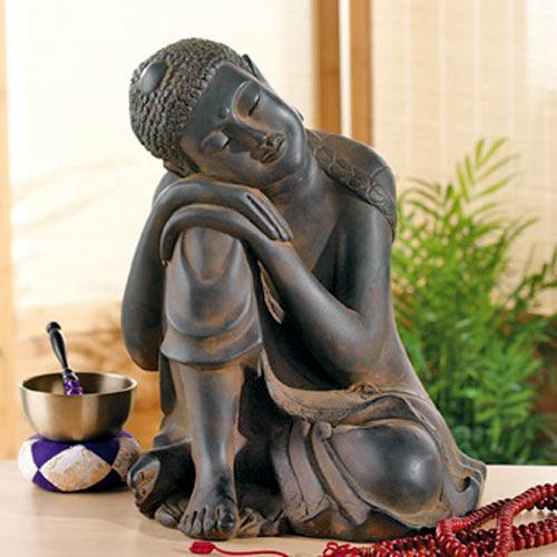 Thinking Buddha Statue