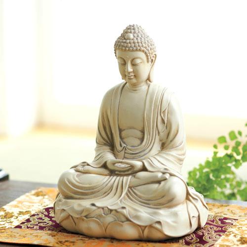 Statueta Buddha Dhyana Mudra