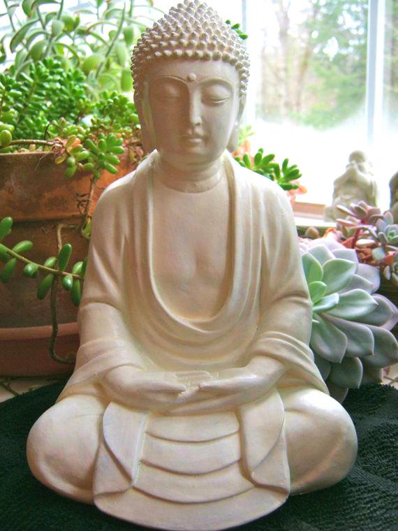 Dhyana Mudra Stateta Buddha