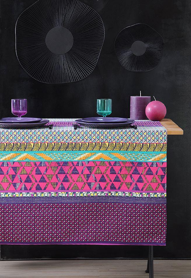Easter table tablecloth Iroko Multico