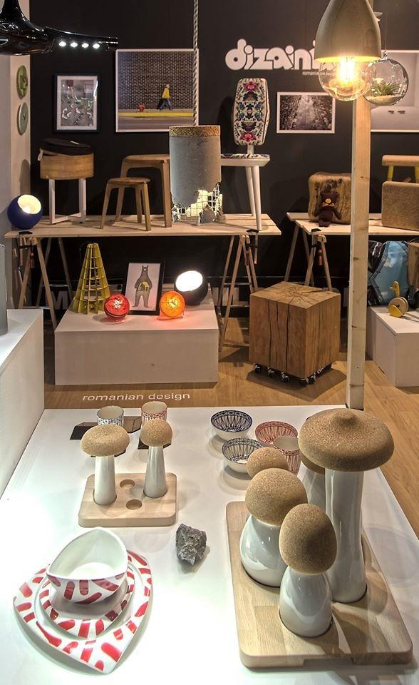 Dizainar stand Milano