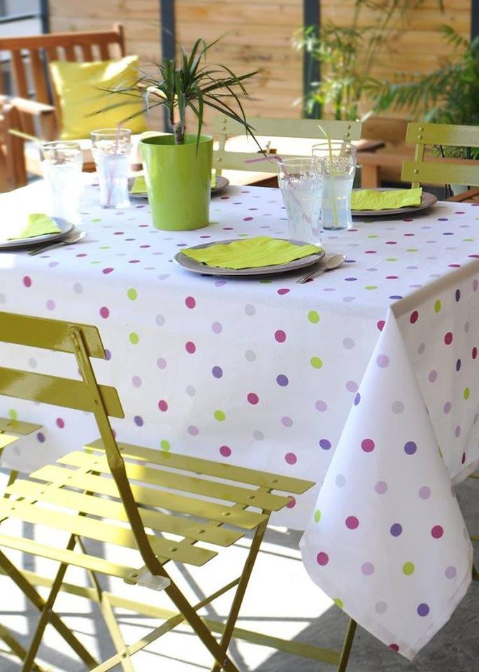 tablecloth Rondy
