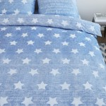 bedding starry sky