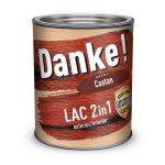 lac pentru lemn castan Danke