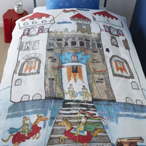 Lenjerie de pat copii Castel