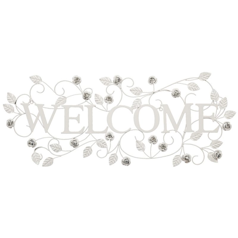 Decoratiune perete Welcome