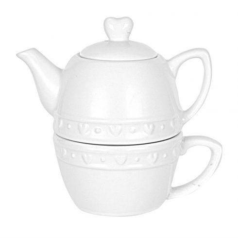 Cana de ceai cu ceainic