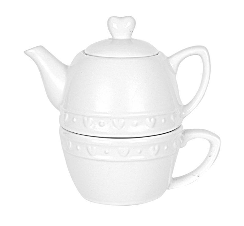 Cana de ceai cu ceainic Catalog