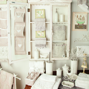 accesorii baie Angelica Home & Country