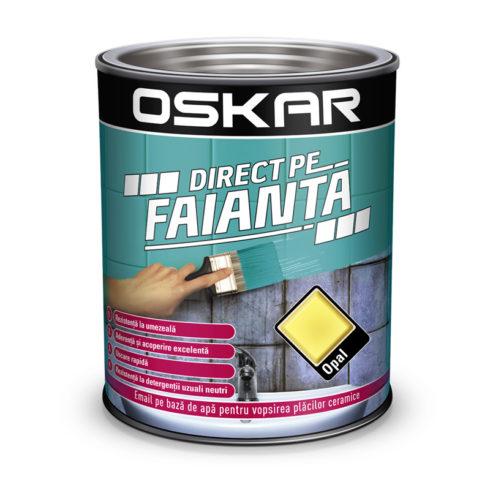 Vopsea pentru Faianta Oskar Opal