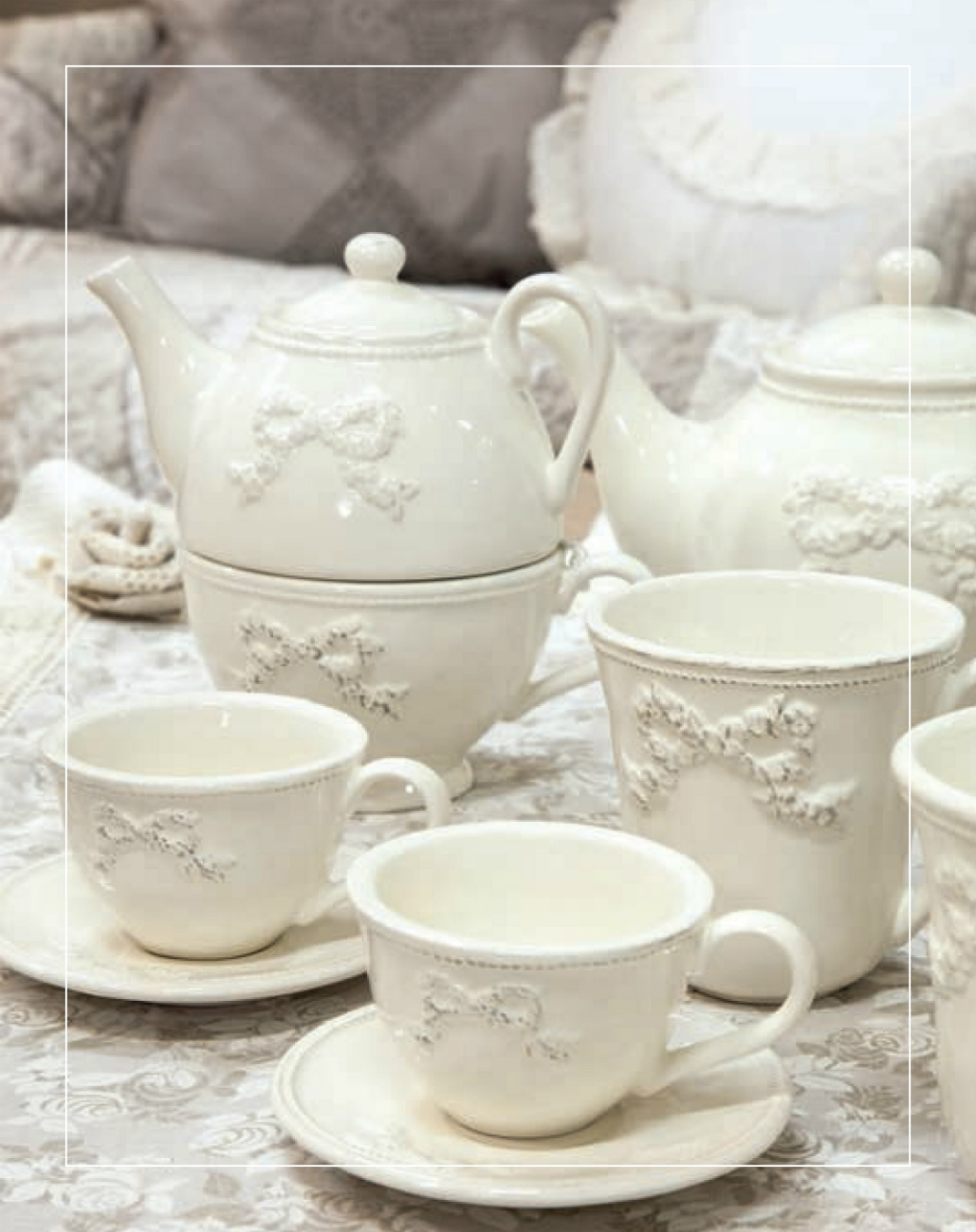 Tea and coffee mugs and cups by Angelica Home & Country