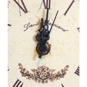 Ceas de masa Vintage detaliu mecanism