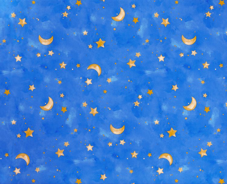 Decorative sticky back plastic Starry Sky