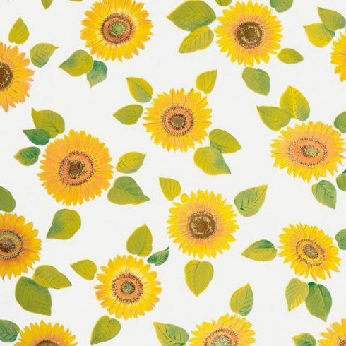 Autocolant decorativ Floarea Soarelui