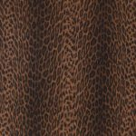 Decorative sticky back plastic African Leopard