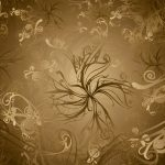 Fototapet Design - Fluiditate Aurie 8-703