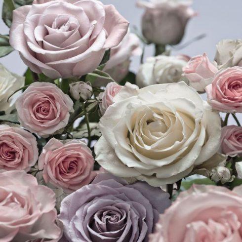 Fototapet Buchet de trandafiri