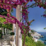 Fototapet Natura - peisaj Coasta Amalfi 8-931