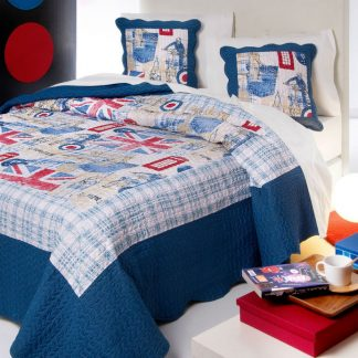Cuvertura de pat matlasata England Catalog