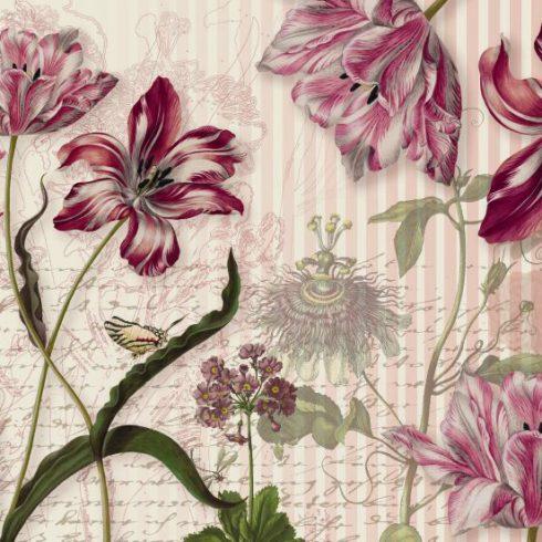 Fototapet Floral Miros de Flori Merian 8-510
