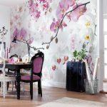 Fototapet Orhidee - Ispita Florilor Vlies