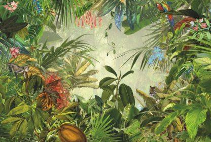 Fototapet Natura - Jungla Tropicala Vlies XXL4-031