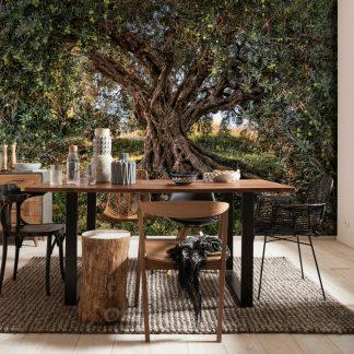 fototapet padure tropicala vlies. Black Bedroom Furniture Sets. Home Design Ideas