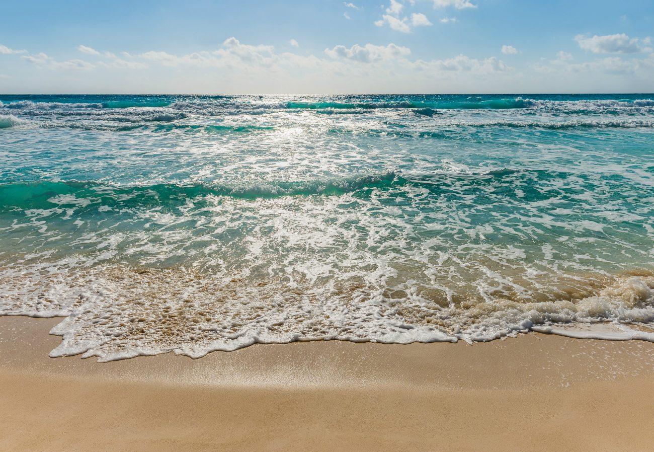 Fototapet Peisaje Valurile Marii 8-983