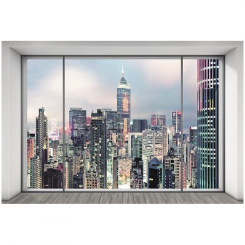 Fototapet urban apartamanet New York