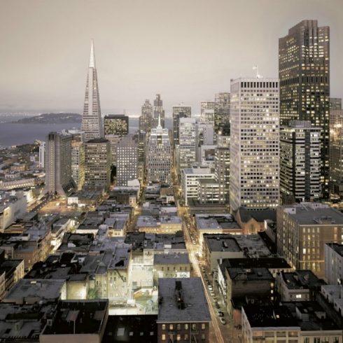 Fototapet Urban San Francisco 8-709