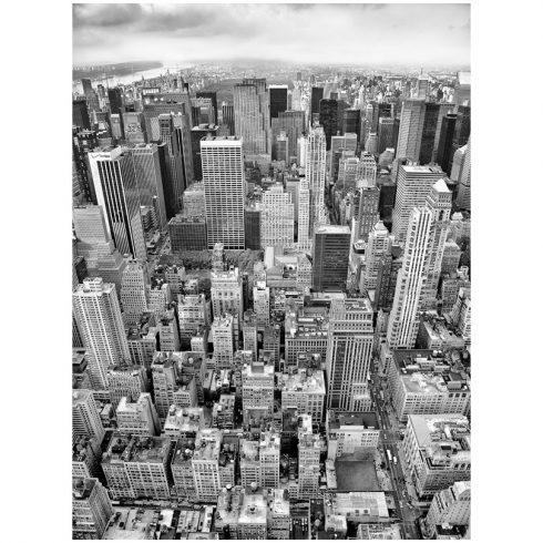 Fototapet Urban Uptown – Alb Negru