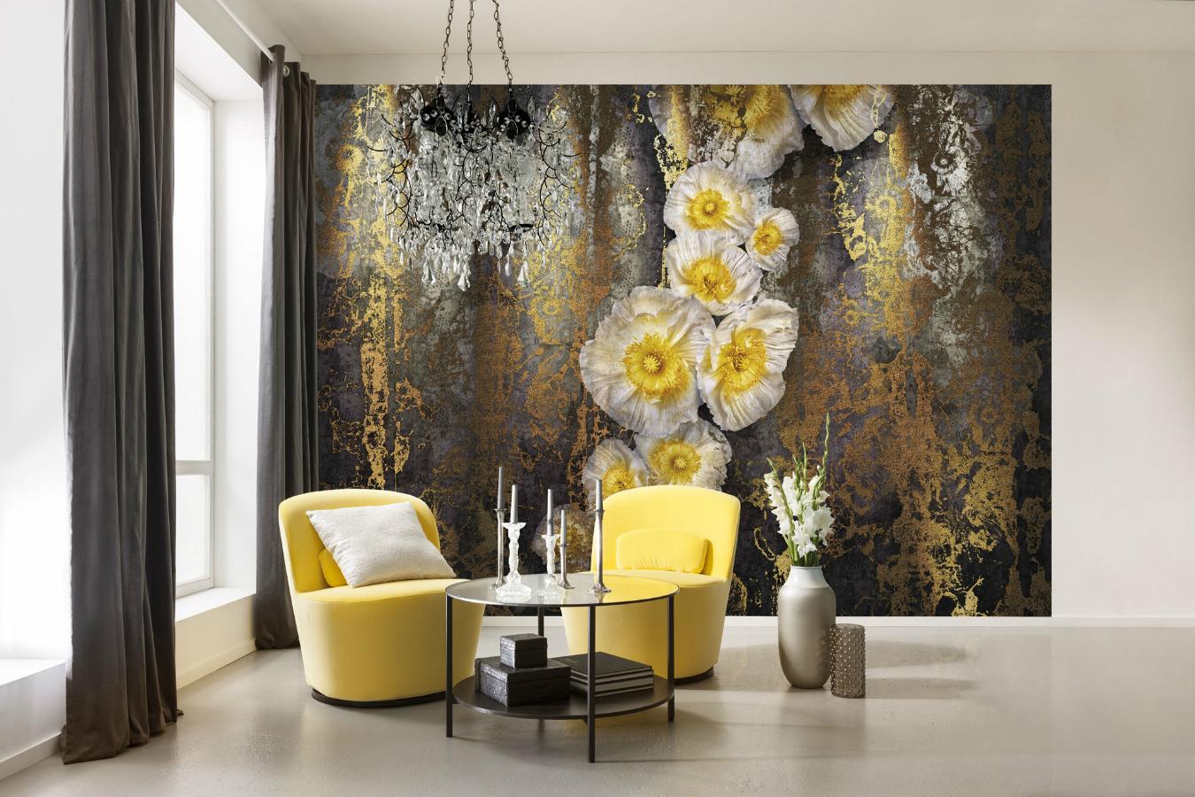 Design Photomural Serafina – Supreme Yellow