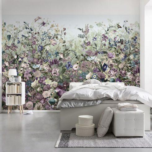 Fototapet dormitor Botanica
