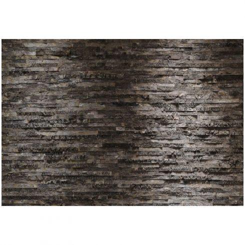 Fototapet lemn scorata de mesteacan