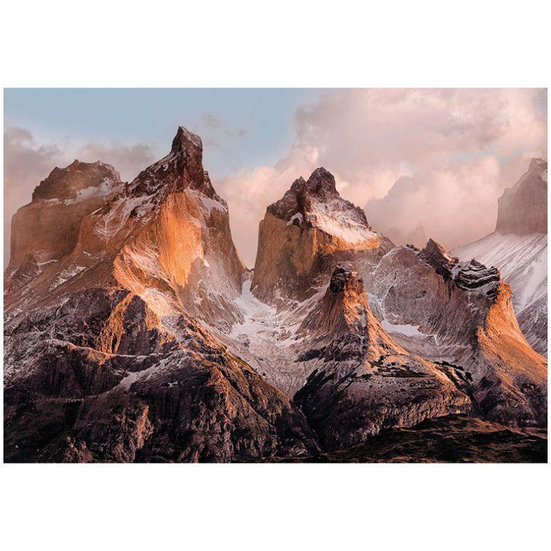Fototapet munti Torres del Paine