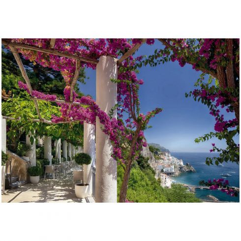 Fototapet natura - Coasta Amalfi